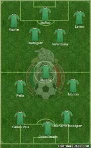México-formacion