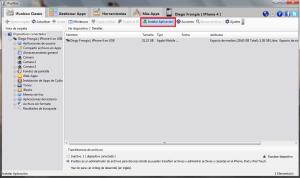 Instalar aplicación a iPhone o Ipad desde iFunBox